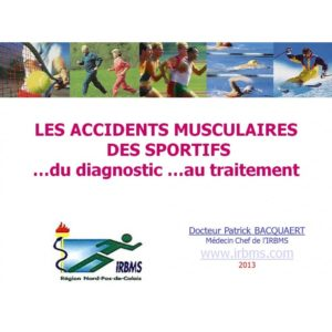 "Diaporama ""Les accidents musculaires"""