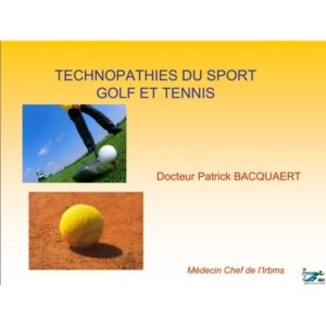 Golf et Tennis (diaporama)