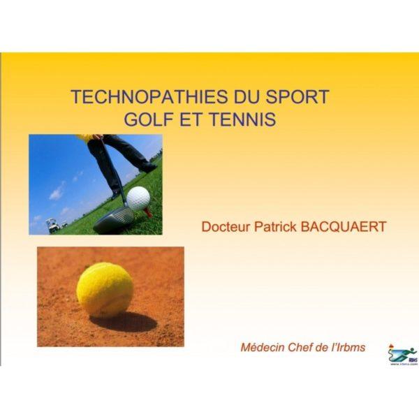 Golf et Tennis (diaporama)